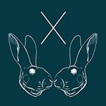 Bunny King X Logo